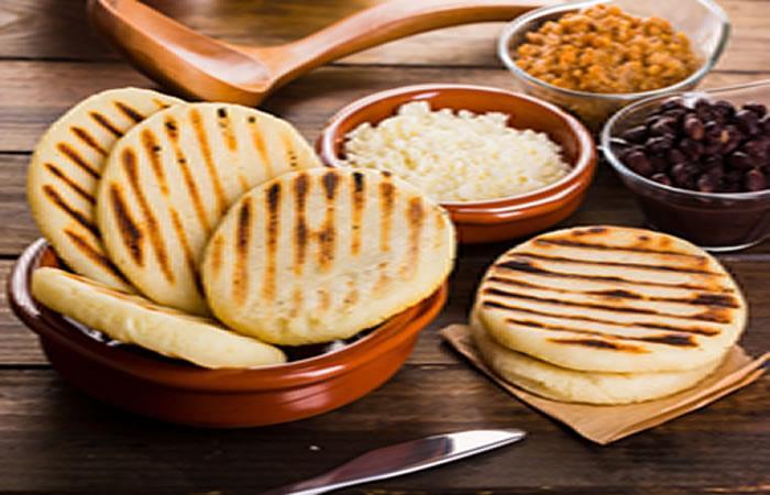 6 tipos de arepas para comer en Colombia
