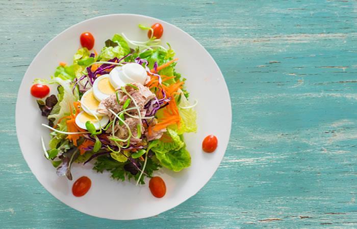 Para una alimentación saludable. Foto: Shutterstock