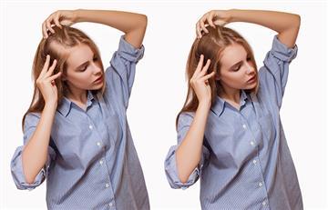 ¡Ten cuidado! Si estás presentando estos síntomas es porque estás perdiendo tu cabello