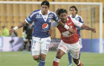 Los cinco 'judas' de Independiente Santa Fe