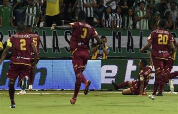 [VIDEO] Tolima logró la hazaña y remontó a Atlético Nacional