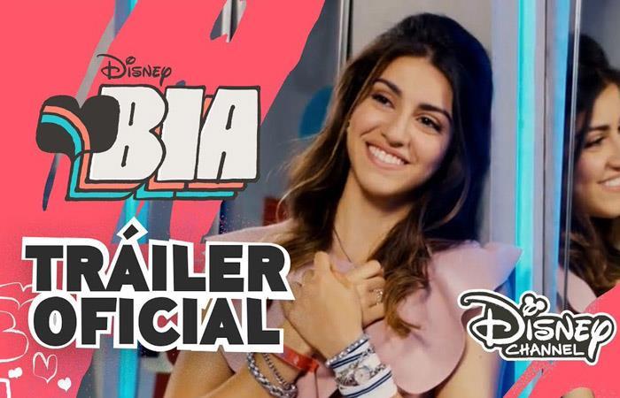 Llegó el tan esperado tráiler de BIA, la nueva serie de Disney Channel