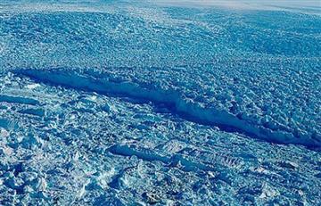 ¡Glaciar más peligroso de Groenlandia recupera hielo!