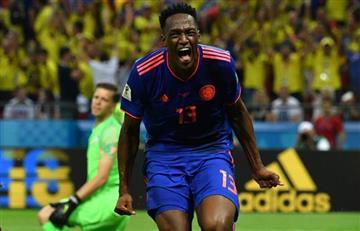 Yerry Mina está descartado para la Copa América
