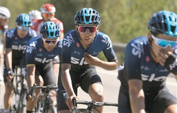 Sigue EN VIVO a Nairo, Egan y 'Superman' en la Vuelta a Cataluña