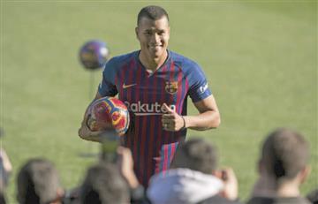 ¿Jeison Murillo sale de Barcelona?