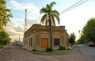 Nuevo centro turístico en el pueblo Cerro Chato