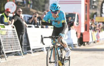 Sigue EN VIVO a 'Superman', Nairo y Egan en la Vuelta a Cataluña