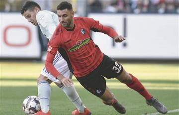 [VIDEO] James brilló en el empate entre Bayern y Friburgo