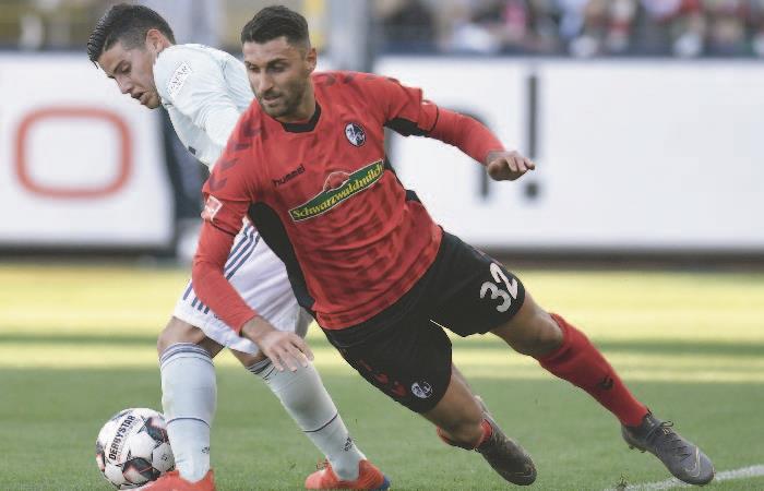 Bundesliga: Bayer Múnich igualó con Friburgo y perdió el liderato [VIDEO]