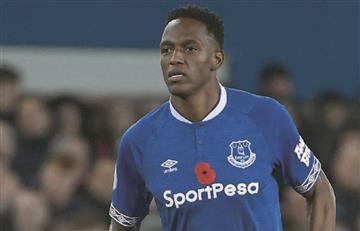 En Inglaterra aseguran que Yerry Mina es un jugador sobrevalorado