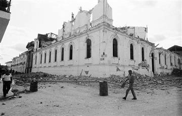 A 36 años del terremoto de Popayán