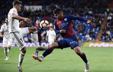 'Cucho' Hernández entra en la historia al anotarle a Real Madrid