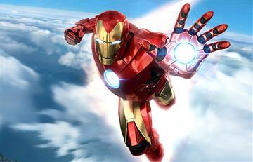 Con este juego podrás convertirte en Iron Man