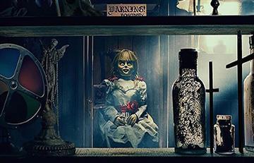'Annabelle 3', revelan el primer tráiler de la aterradora película