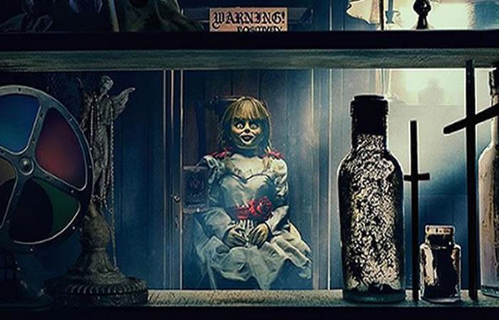 Muñeca diabólica Annabelle. Foto: Instagram