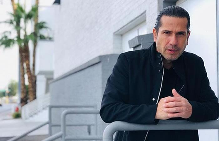 Actor colombiano Gregorio Pernía. Foto: Instagram/gregoriopernia