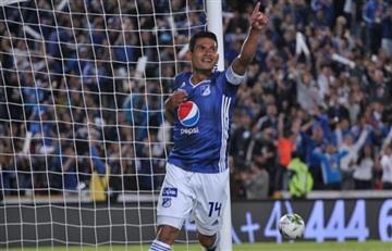 Con 3-2 al DIM, Millonarios dio aliento a Pinto en su momento difícil