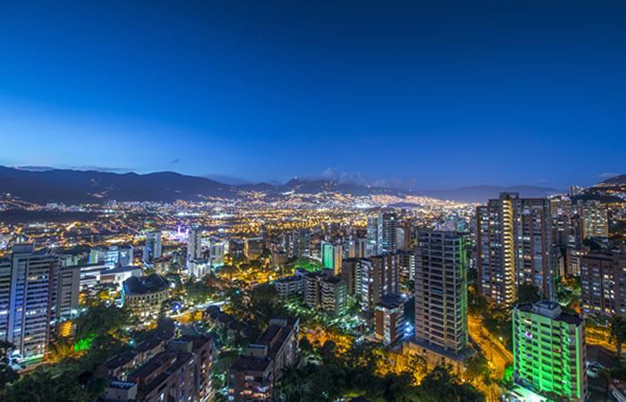 Medellín se encuentra en el tercer lugar de destinos más buscados para esta Semana Santa. Foto: Shutterstock.