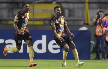 Sigue YA MISMO EN VIVO ONLINE el partido entre Deportes Tolima y Jorge Wilstermann