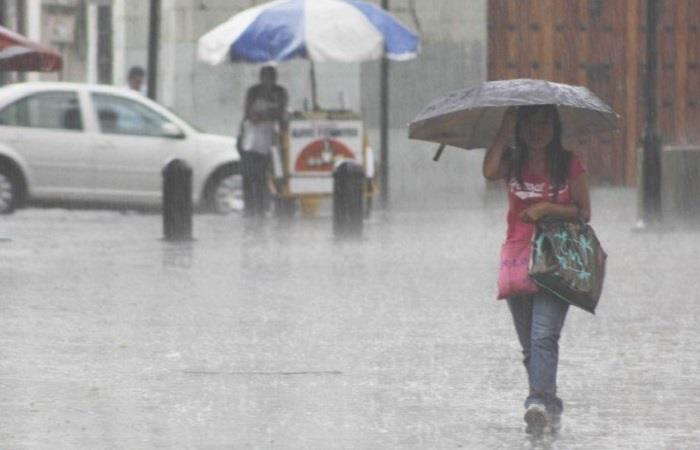 La temporada de lluvias podría alargarse hasta principios de junio. Foto: Twitter