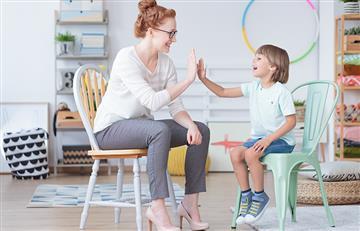 ¿Qué deberían hacer los padres con niños autistas?