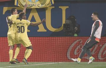[VIDEO] Carlos Bacca marcó un golazo en el empate ante Barcelona