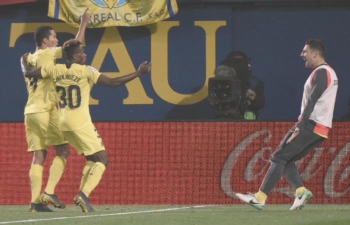 LaLiga: Carlos Bacca marcó en el empate entre Villarreal y Barcelona [VIDEO]