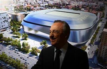 [FOTOS Y VIDEO] ¡Hermoso! Así lucirá el nuevo Santiago Bernabéu