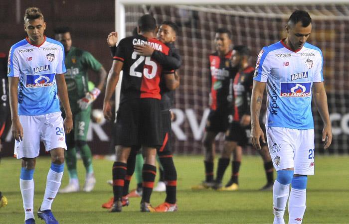 Copa Libertadores: Así se burlaron en las redes de la derrota de Junior