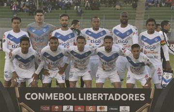 [VIDEO] Un colombiano marcó la historia de la Copa Libertadores