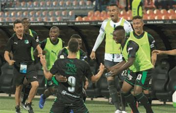 Copa Sudamericana: Sigue EN VIVO ONLINE el partido entre Deportivo Cali y Guaraní