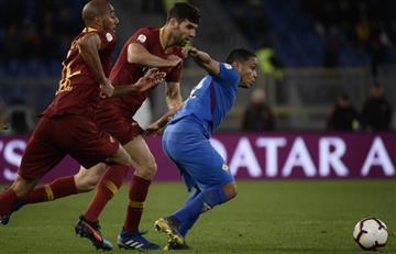 [VIDEO] Muriel se lució en el empate de Fiorentina ante Roma