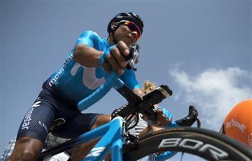 Nairo Quintana será el 'capo' del Movistar en la Vuelta al País Vasco