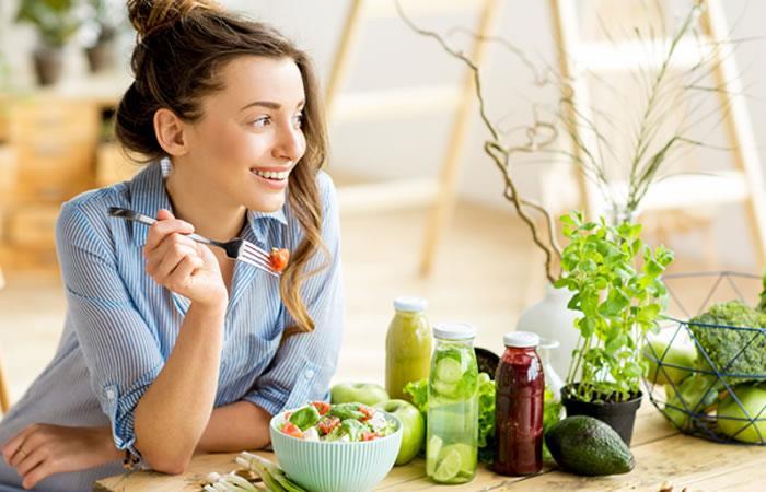 ¿Qué tan bien comes durante tus días? ¿Eres saludable?. Foto: Shutterstock