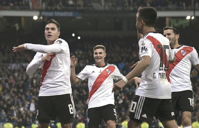 Alejandro Baena es nuevo jugador de River Plate