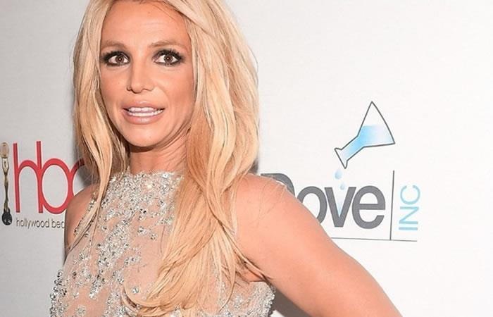 Britney ingresó por voluntad propia. Foto: AFP