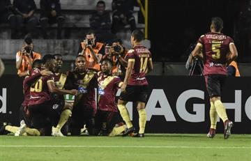 [VIDEO] ¡De no creer! Tolima se dejó empatar en 6 minutos en Libertadores