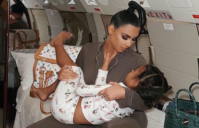 Esta es la respuesta de Kim Kardashian cuando sus hijos preguntan por qué es famosa