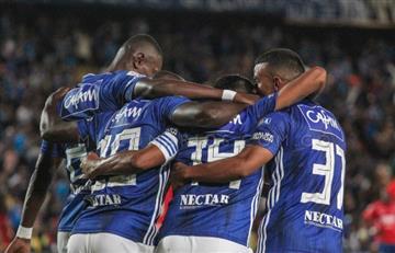 Millonarios venció a Alianza y vuelve a ser líder de la Liga Águila
