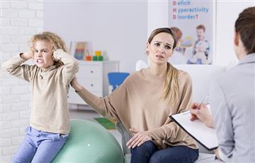¿Tu hijo tiene estas características? Posiblemente esté sufriendo de alteraciones sensoriales