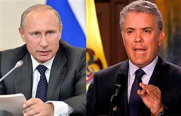 ¿Rompen relaciones Colombia y Rusia por la crisis de Venezuela?