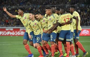 Luego de los amistosos, ¿en cuál posición quedó Colombia en el ranking FIFA?