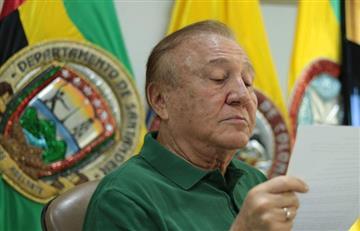 Alcalde de Bucaramanga alabó la cadena de producción de Pablo Escobar
