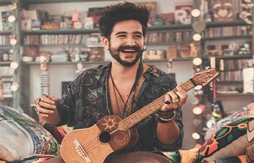Camilo Echeverry es el 'boom' en redes con su nuevo sencillo 'No te vayas'