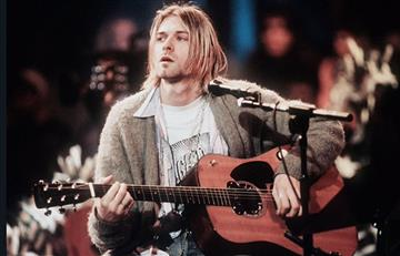 25 años sin Kurt Cobain, una estrella que no se apaga