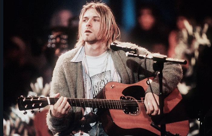 Después de 25 años sin Kurt Cobain, su voz sigue sonando