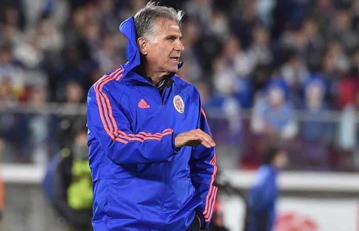 Selección Colombia: Al parecer Carlos Queiroz no confía en los arqueros de la 'tricolor'