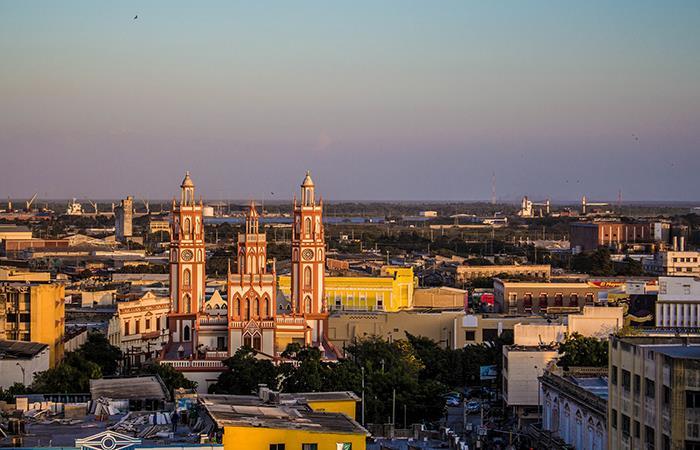 Barranquilla celebra sus 206 años