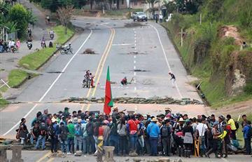 ¿Cuánto perdió el agro durante la Minga indígena en el Cauca?